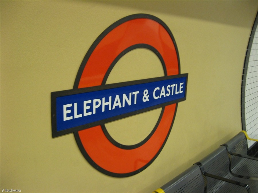 Elephant & Castle: Rising property market away from the glitz and glamour