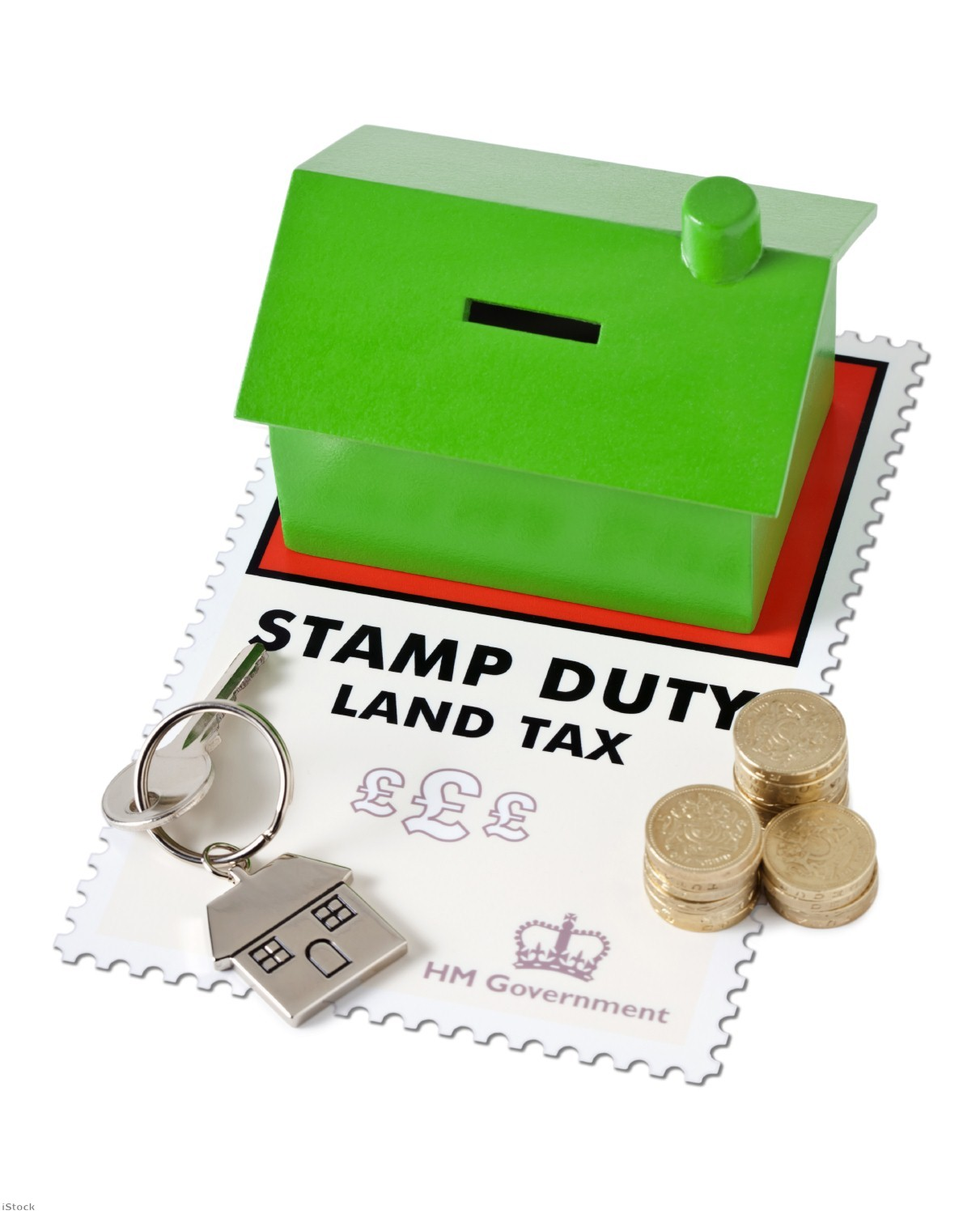 FAQ - How much is Stamp Duty? [Photo: iStock]