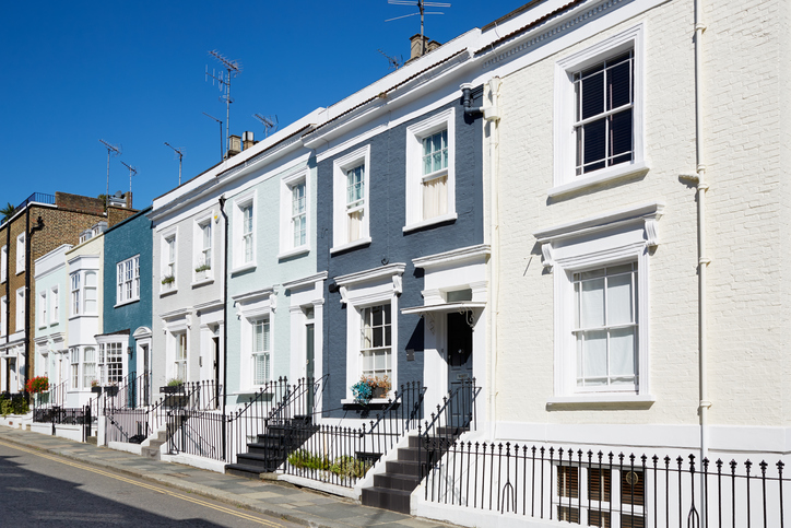 UK rental growth slows in February [Image: AndreaAstes via iStock]