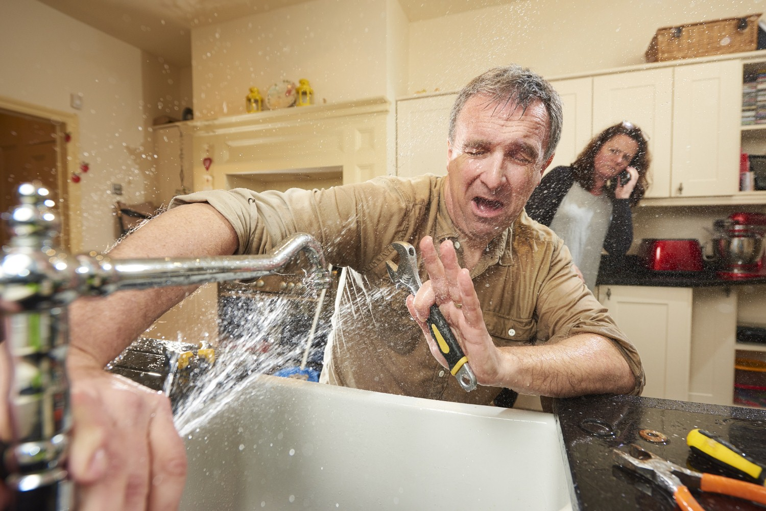 Quarter of tenants would not tell their landlord about property damage [Photo: sturti via iStock]