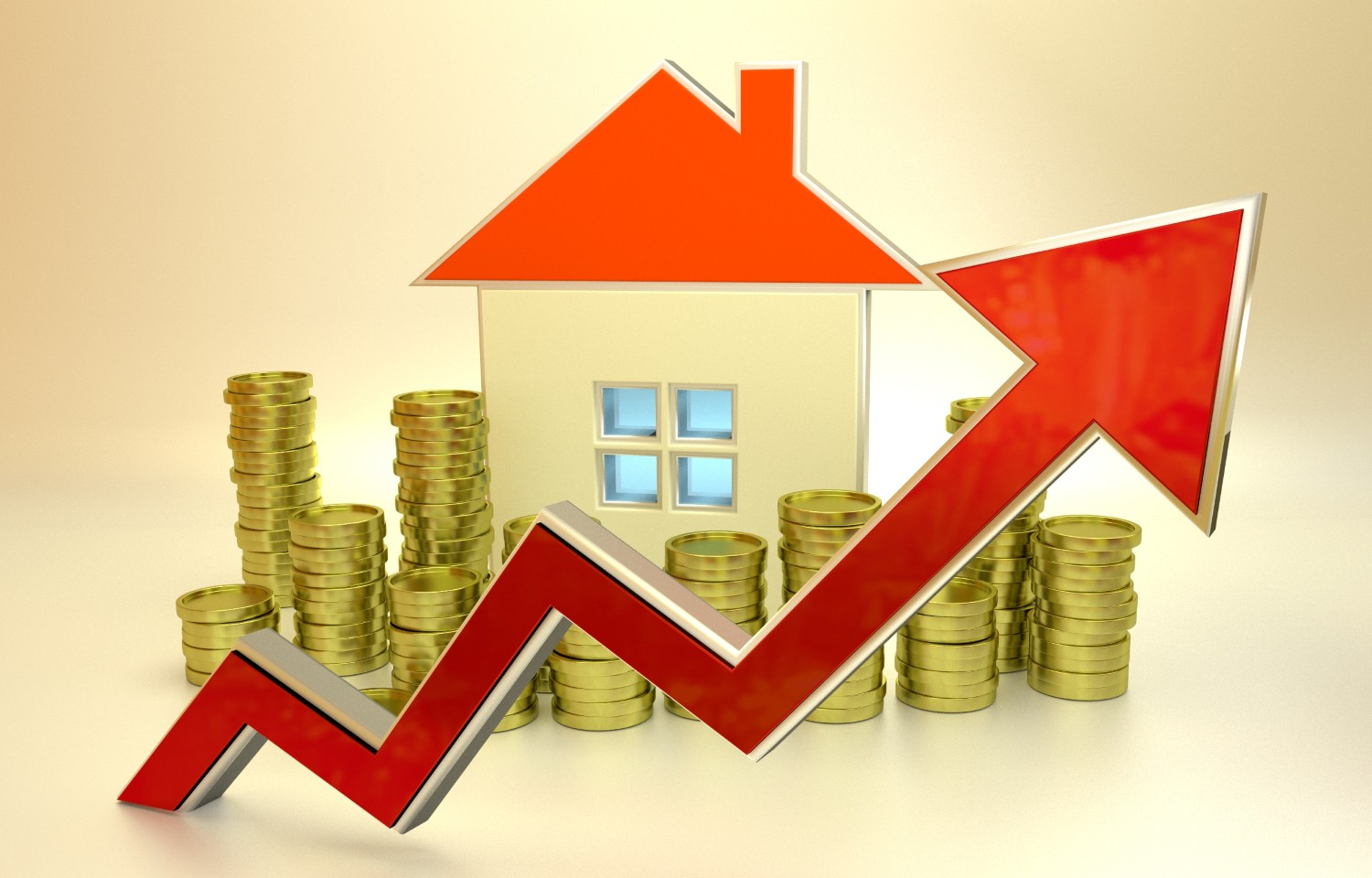 Property prices in England and Wales show only marginal growth in April [Photo: merron via iStock]