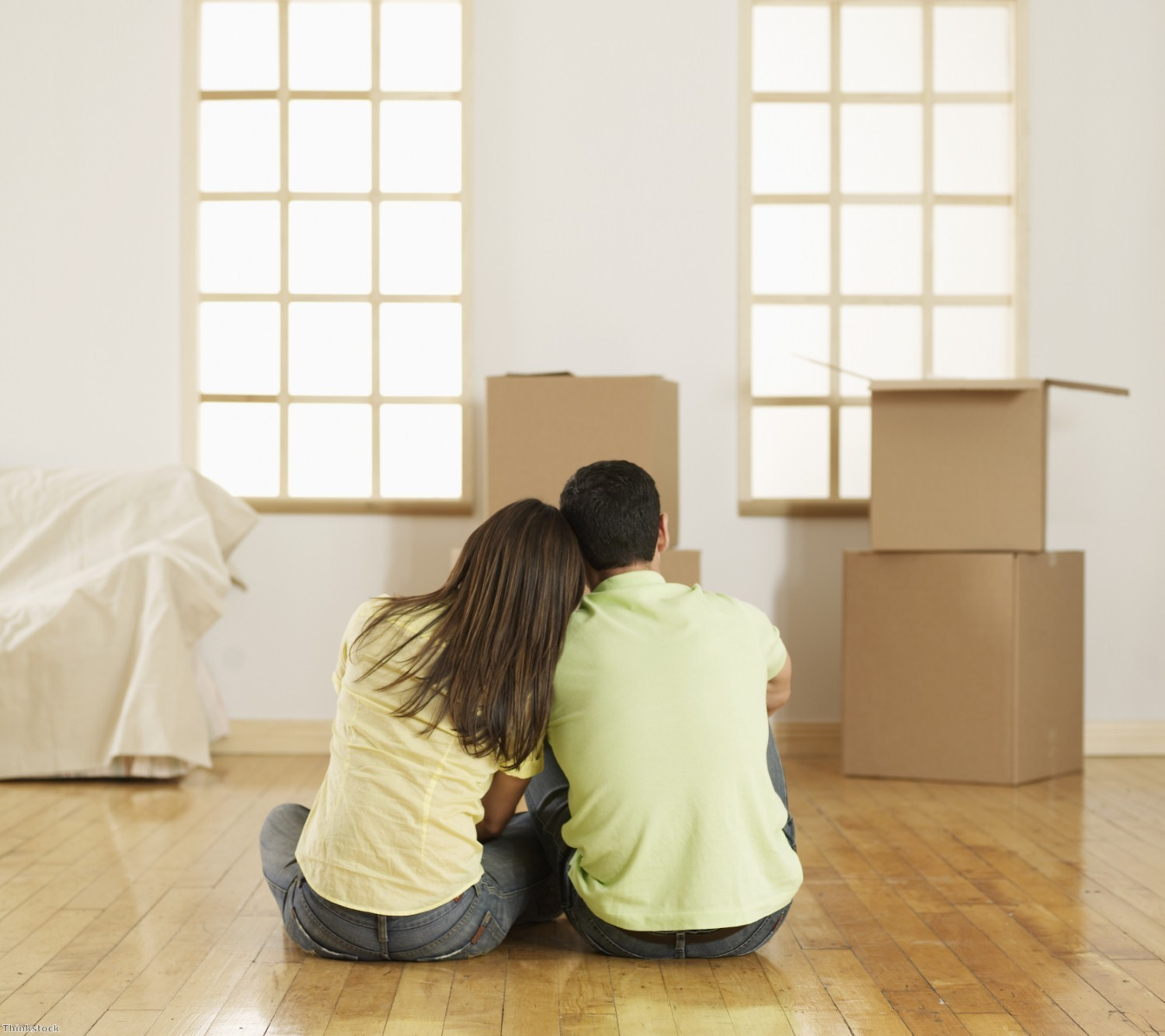 Rise in people making a property move