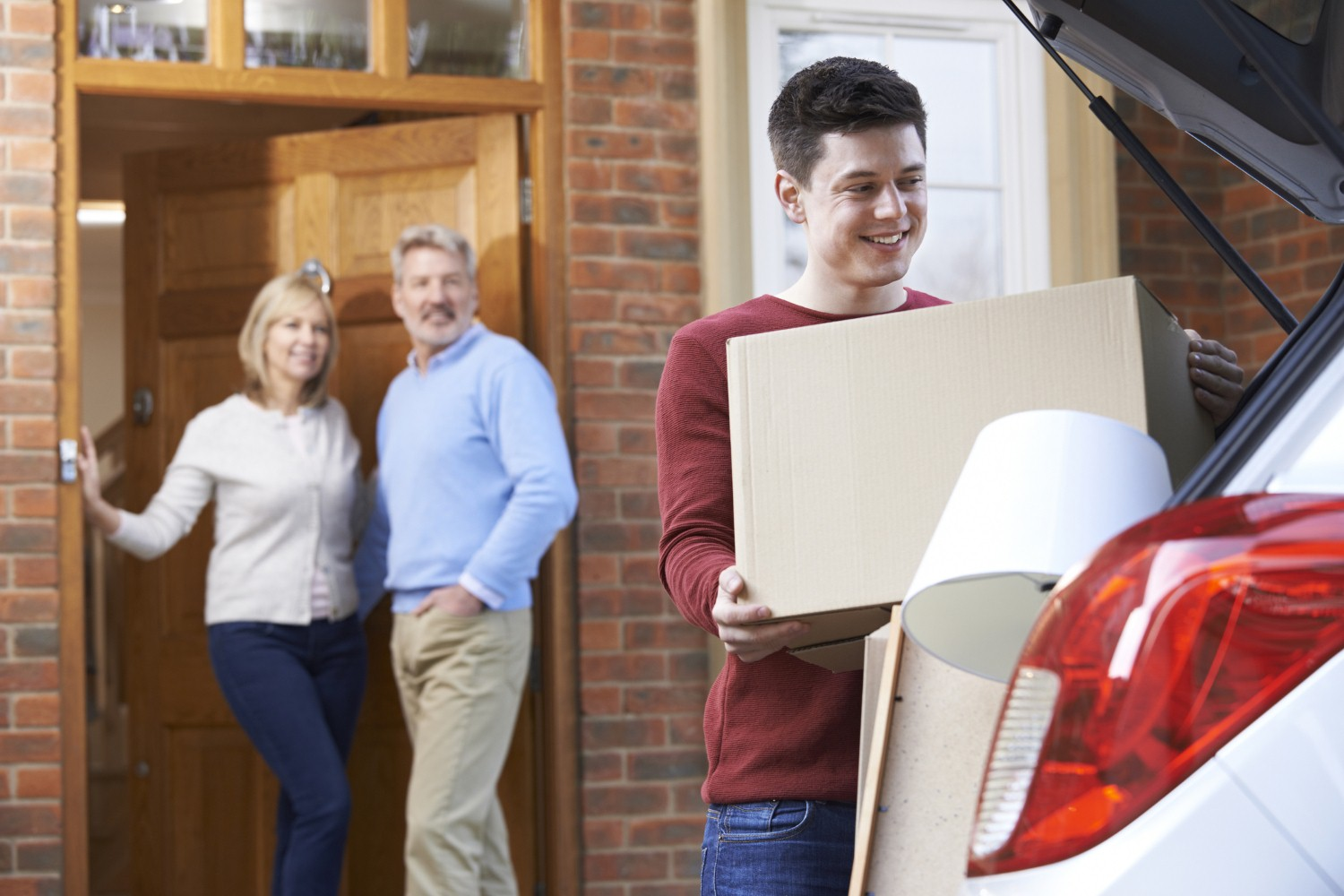 "First-time buyers ""forced"" to live with parents - Image Credit - Highwaystarz - via iStock."