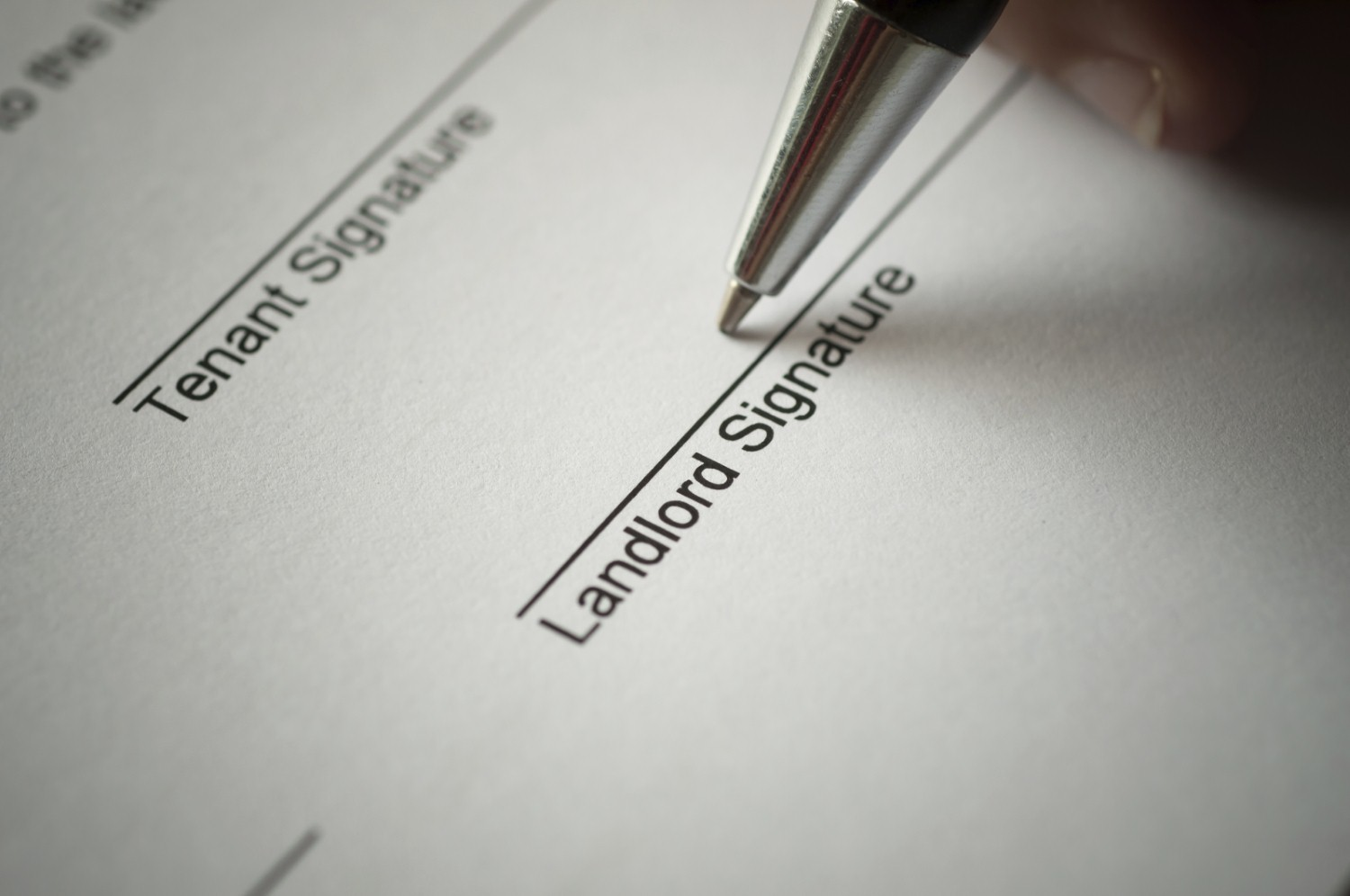 Tenants resent not being able to buy (Image credit: iStock)