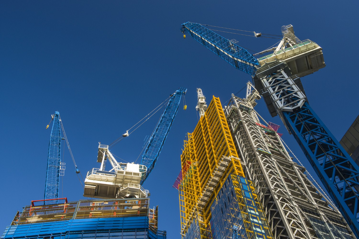 Construction firm tipped for major London property development (iStock)