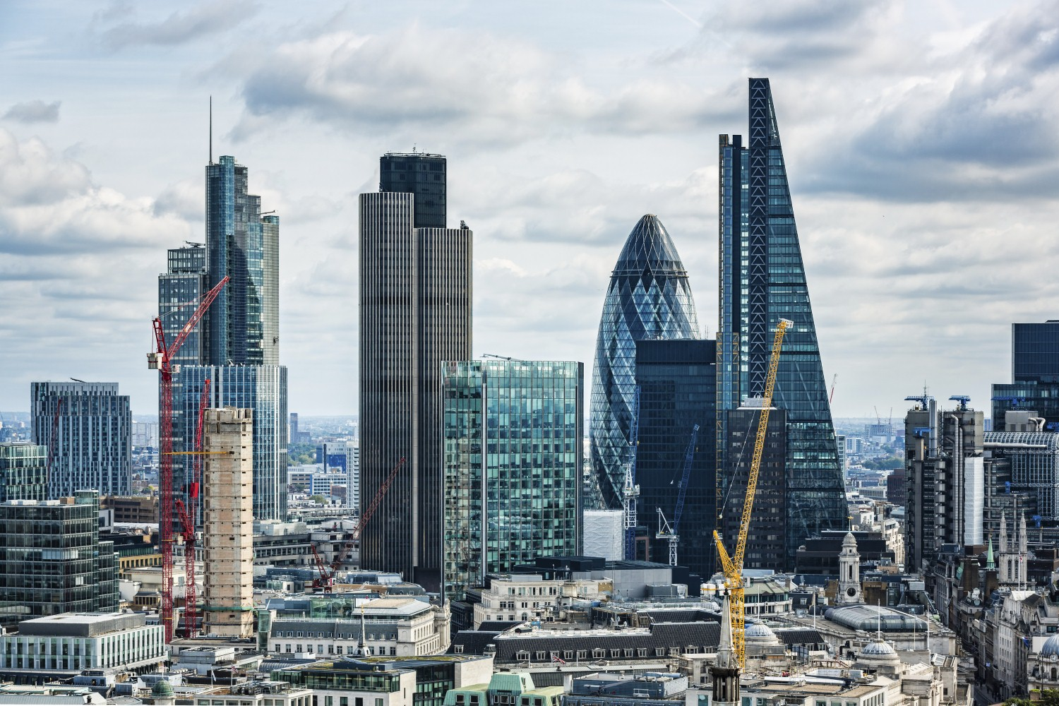 Estate agency boss tips London to remain good investment prospect (iStock)