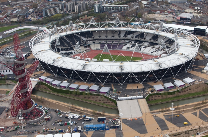 Football grounds - a new property hotspot? (London 2012)