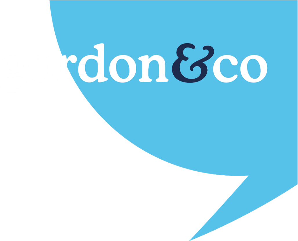 Gordon&Co. Traditional values, progressive service