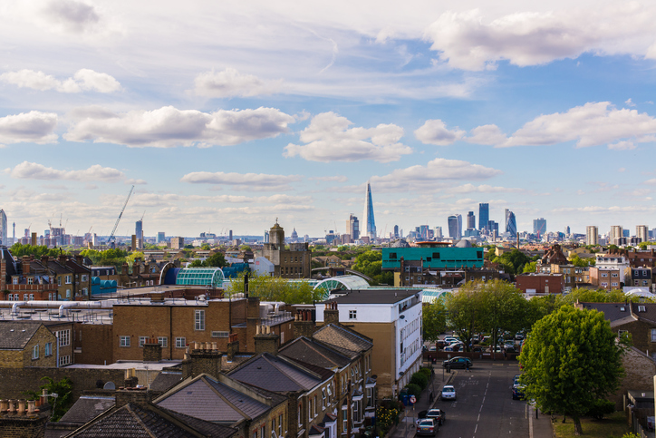First-time buyers in London face price rises of 67% [Image: Drimafilm via iStock]