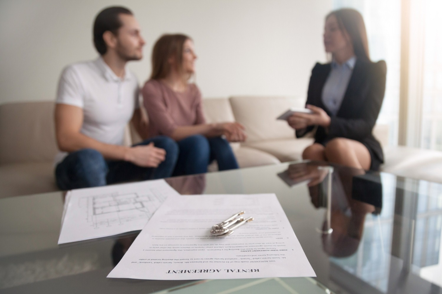 Why are more young people renting than ever before? [Photo: iStock/fizkes]