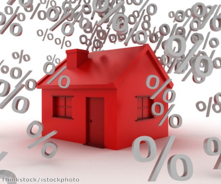 "Mortgage market ""shrugs off"" interest rise"