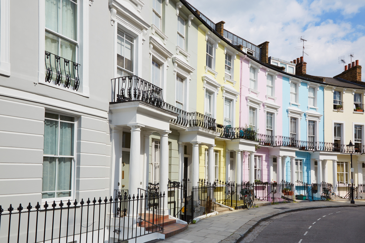 London still leads the way in house sales for over £1 million (iStock)