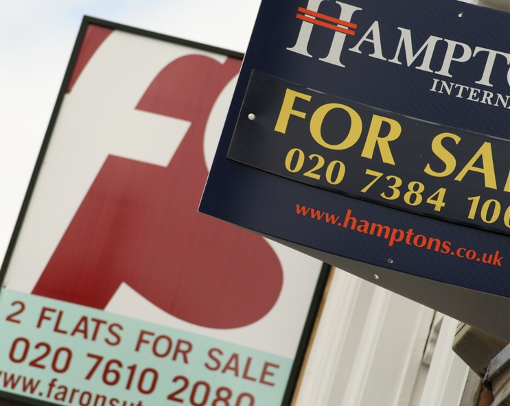 UK housing market outperforms in May