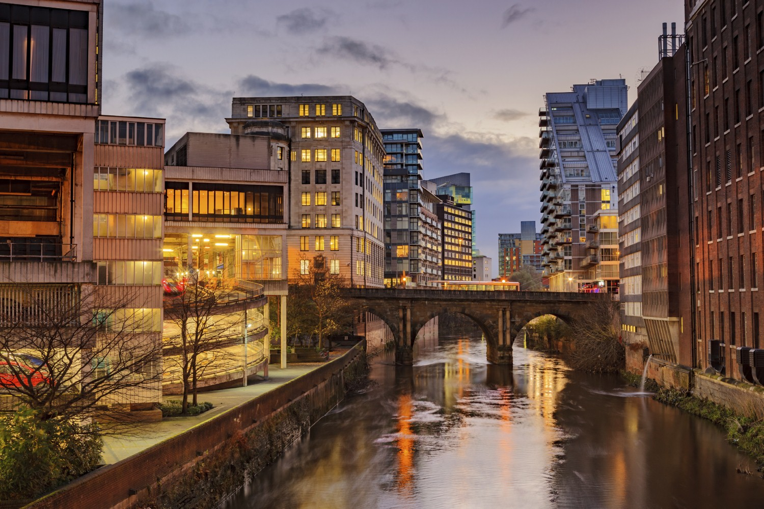 Manchester hailed as new property hotspot (iStock)